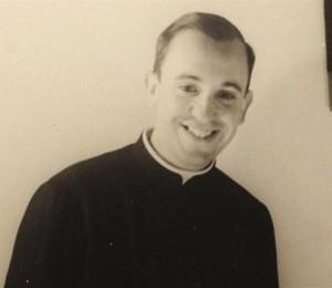 O jovem Bergoglio