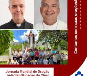 Jornada Mundial de Oração pela Santificação do Clero