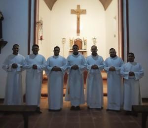 Seminário Santo Antônio abre Ano Letivo e acolhe novos seminaristas