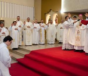 Ordenação Presbiteral do Diácono Vando Marques, SCJ