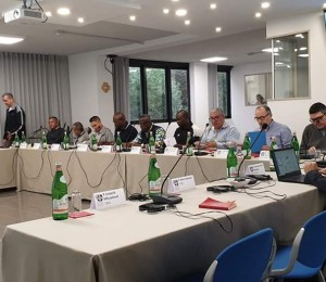 Reunião dos Superiores Maiores promovida pelo Governo Geral acontece em Roma