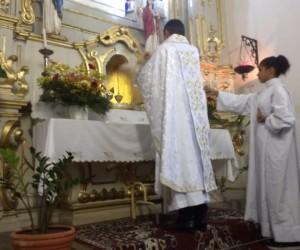 Posse de Pe. Carlos Fred, scj e renovação dos votos dos Fratres Luiz, Marlon, Ricardo e Rodrigo