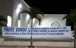 Posse de Pe. Vando Marques, scj