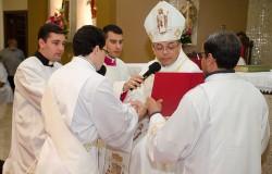 Ordenação Presbiteral Diác. Vando Marques, scj
