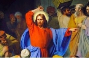 III Domingo da Quaresma: Jo 2,13-25 - O chicote zeloso
