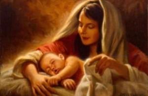 Solenidade da Santa Mãe de Deus: Lc 2,16-21 - Mãe e guardiã do seu Filho de Deus
