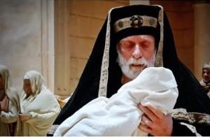 Festa da Apresentação do Senhor: Lc 2,22-40 - O menino que sustenta o ancião
