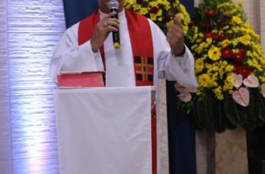 Pe. Francisco Sales, scj é o novo Pároco da Paróquia Virgem dos Pobres em Vergel do Lago/AL